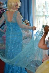 Frozen party pic 13