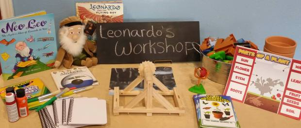 leonardos workshop